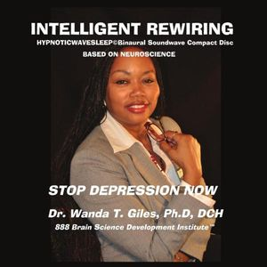 Intelligent Rewiring to Stop Depression