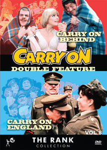 Carry on 8: Carry on Behind & Carry on England