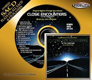Close Encounters of the Third Kind (Original Soundtrack)