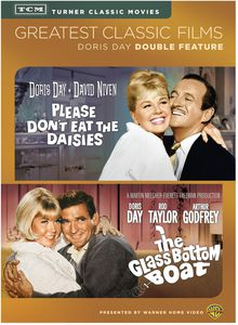TCM Greatest Classic Films Double Feature: Doris Day (Please Don't Eat the Daisies /  The Glass Bottom Boat)