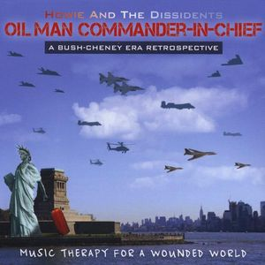 Oil Man Commander-In-Chief