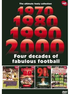 Four Decades of Fabulous Football (Afl) Box Set