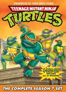 Teenage Mutant Ninja Turtles: Season 7