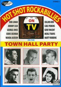 Hot Shot Rockabillies on the Town Hall Party [Import]