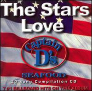 Stars Love Captain D's /  Various