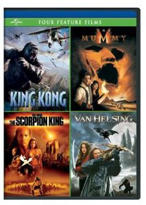 King Kong /  Mummy /  Scorpion King /  Van Helsing
