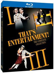 That's Entertainment: Trilogy Giftset