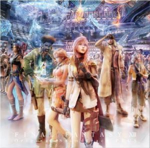 Final Fantasy Xiii Plus (Original Soundtrack) [Import]