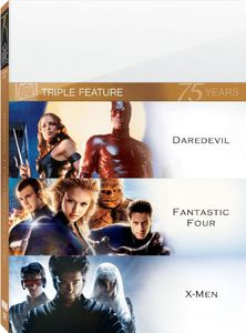 Daredevil & Fantastic Four & X-Men