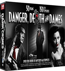 Danger Death & Dames: Film & TV Crime Dramas