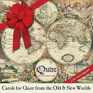 Carols for Quire from Old & New Worlds