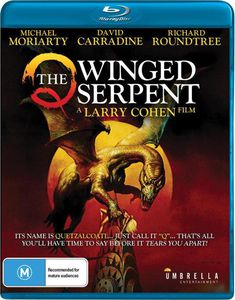 Q the Winged Serpent [Import]