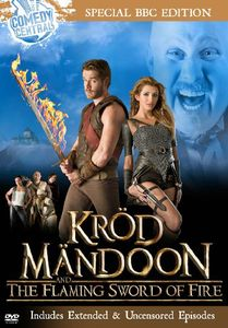 Krod Mandoon & the Flaming Sword of Fire