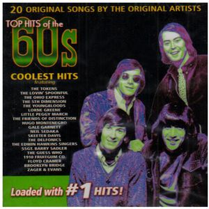 Top Hits of the 60's: Coolest Hits /  Various