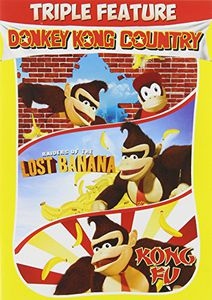 Donkey Kong Country (Triple Feature)