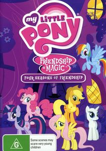 My Little Pony: Friendship Is Magic-Four Seasons O
