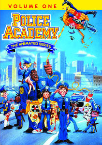 Police Academy Animated Series: Volume One