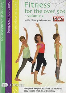 Vol. 2-Fitness for the Over 50s