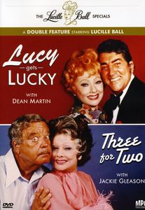 Lucille Ball Specials: Lucy Gets Lucky & Three for