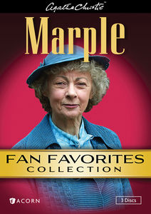 Agatha Christie's Marple Fan Favorites Collection