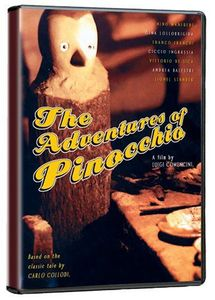 Adventures of Pinocchio (1972)