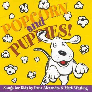 Popcorn & Puppies: Songs for Kids