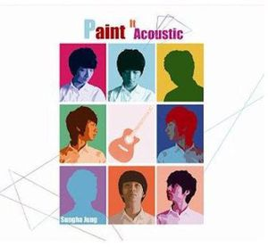 Paint It Acoustic [Import]