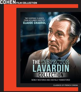 Inspector Lavardin Collection