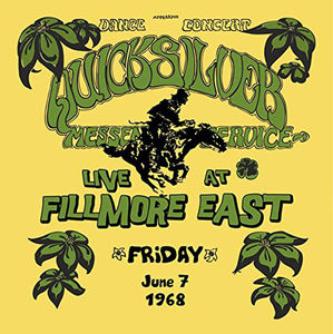 Live at Fillmore East Friday June 7 1968