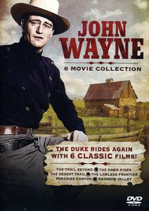 John Wayne 6 Movie Collection