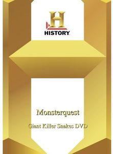 Monsterquest: Giant Killer Snakes