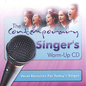 Contemporary Singer's Warm-Up CD