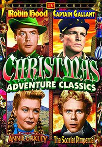Christmas Adventure Classics: 4 Episode Collection