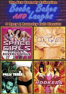 Boobs Babes & Belly Laughs: Sex Comedy Collection