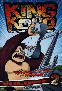 King Kong: Animated Series 2