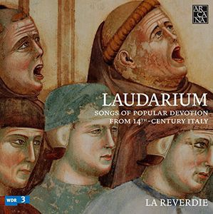 Laudarium-Songs of Popular Devotion from 14th