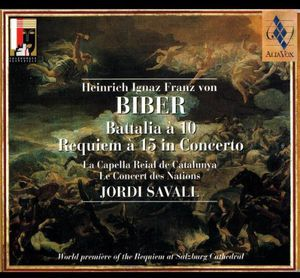 Requiem a 15 in Concerto /  Battalia a 10