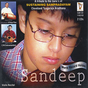 Sustaining Sampradayam