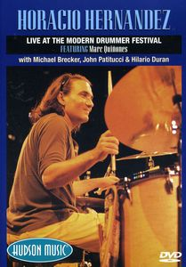 Horacio Hernandez: Live at the Modern Drummer 2000