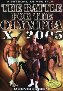 Battle for Olympia 2005 X