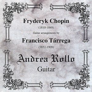 Fryderyk Chopin Guitar Arrangements