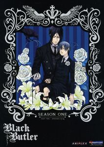 Black Butler: Season One Part Two