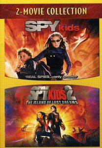 Spy Kids & Spy Kids 2: Island of Lost Dreams