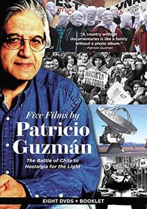 Five Films By Patricio Guzman