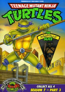Teenage Mutant Ninja Turtles: Season 7 PT. 3