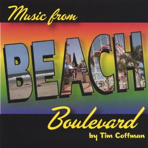 Music from Beach Boulevard