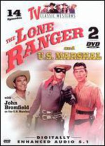 TV Classic Westerns 1: Lone Ranger & US Marshal