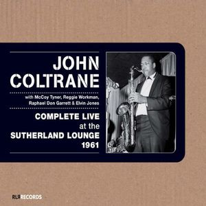 Complete Live: At the Sutherland Lounge 1961 [Import]