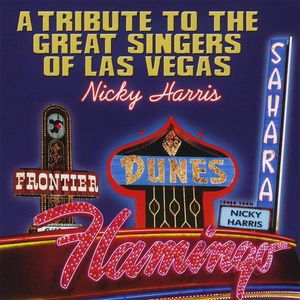 Tribute to the Great Singers of Las Vegas