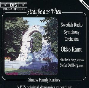 Strauss Family Rarities